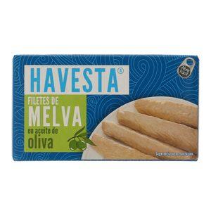 HAVESTA melva en aceite oliva lata 85 gr