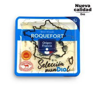DIA SELECCIÓN MUNDIAL queso roquefort cuña 100 gr