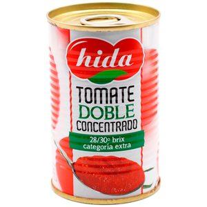 HIDA tomate doble concentrado lata 170 gr