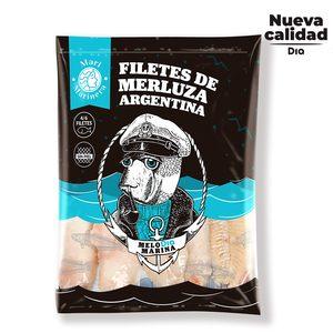 DIA MARI MARINERA filete de merluza argentina sin piel bolsa 400 gr