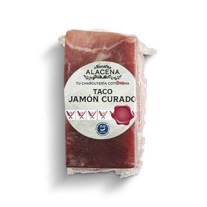 DIA NUESTRA ALACENA taco de jamón curado pieza 300 gr