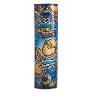 DIA GALLETECA galleta rellena de crema de chocolate paquete 500 gr