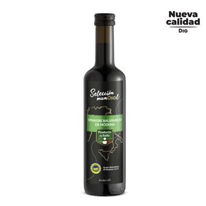 DIA SELECCIÓN MUNDIAL vinagre balsámico de módena botella 50 cl