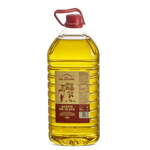 DIA ALMAZARA DEL OLIVAR aceite de oliva suave garrafa 5 lt