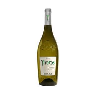 PROTOS vino blanco verdejo DO Rueda botella 75 cl