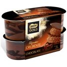 NESTLE GOLD mousse crujiente chocolate pack 4 unidades x 57 gr