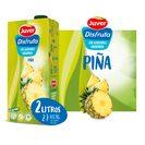 DISFRUTA néctar light piña envase 2 lt