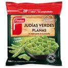 FINDUS judías verdes planas bolsa 750 gr