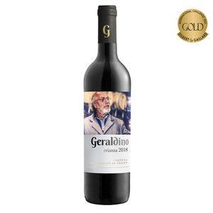 GERALDINO vino tinto crianza DO Cariñena botella 75 cl